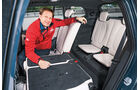 BMW Zweier Gran Tourer, Dritte Reihe, Fondsitze