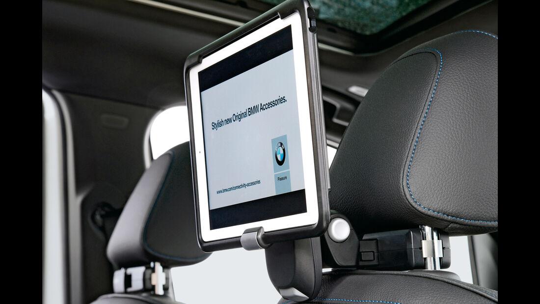 BMW Zweier Gran Tourer, Tablet-Halterung