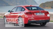 BMW Zweier Gtan Coupé