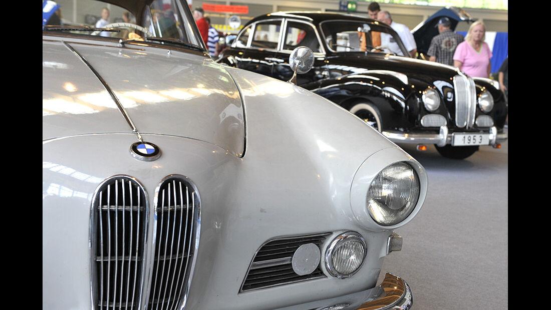 BMW auf der Klassikwelt Bodensee 2010