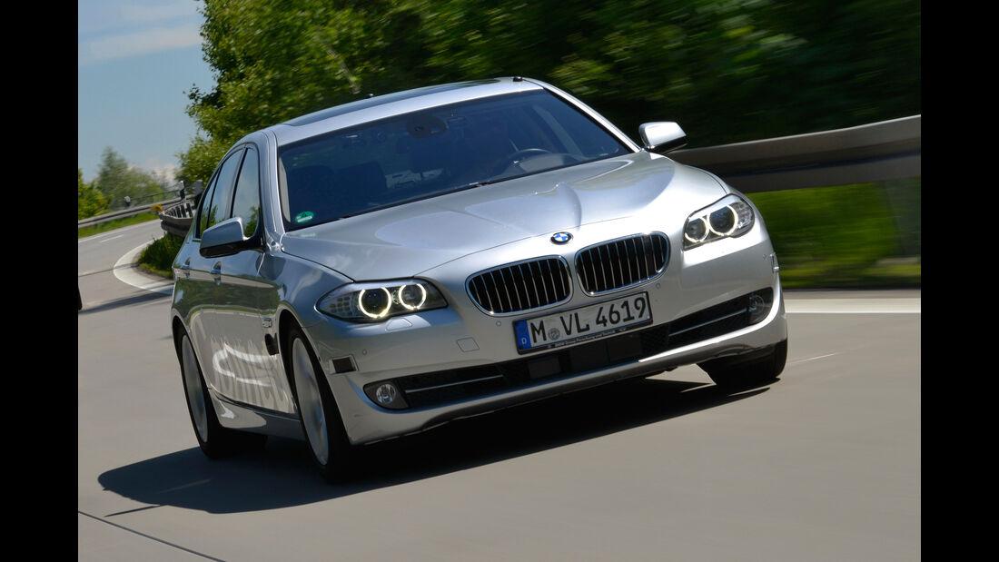 BMW, autonomes Fahren