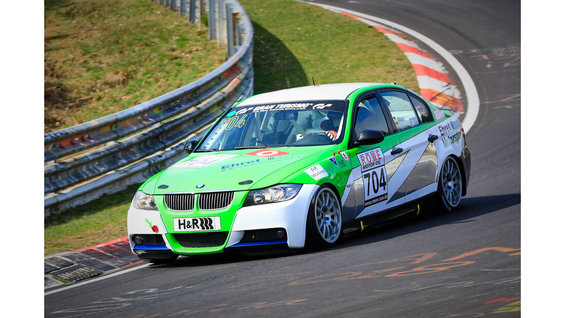 BMW e90 - Startnummer #704 - V4 - VLN 2019 - Langstreckenmeisterschaft - Nürburgring - Nordschleife