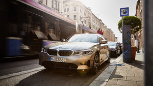 BMW eDrive Zones Plug-in-Hybrid