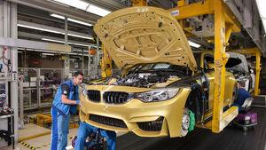 BMW hat 2013 soviel Autos verkauft wie nie zuvor.