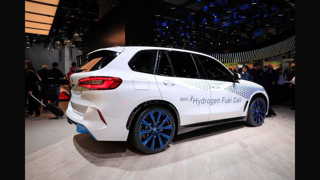 BMW i Hydrogen Fuell Cell, IAA 2019