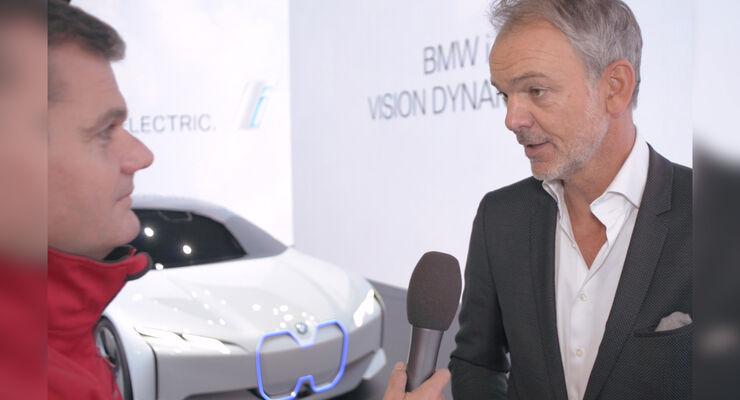 BMW i Vision Dynamics Video Teaser Foto