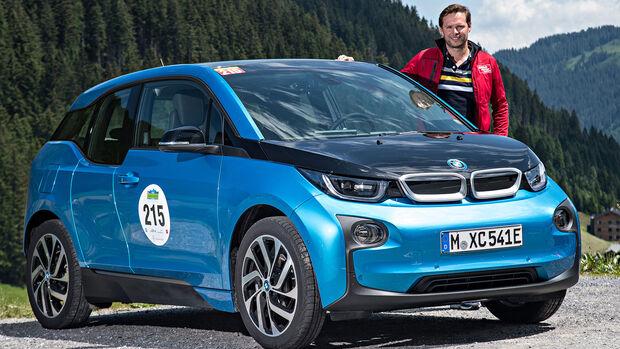 BMW i3 (2017) mit 300 km Reichweite