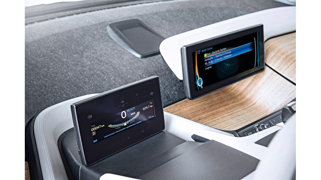 BMW i3, 360 Grad Electric