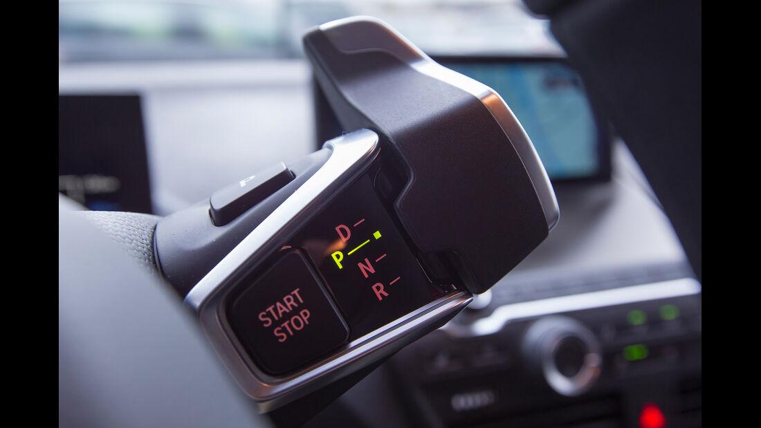 BMW i3, Automatik