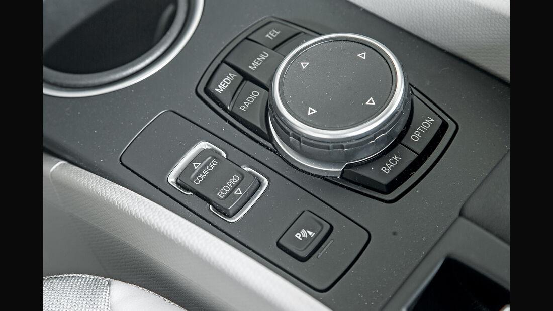 BMW i3, Bedienelement