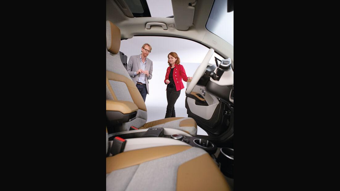 BMW i3, Benoit Jacob, Designchef BMW i