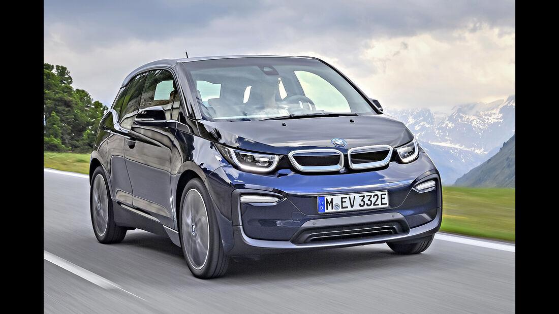 BMW i3, Best Cars 2020, Kategorie B Kleinwagen