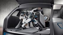 BMW i3 Concept, BMW i Pedelec, Kofferraum