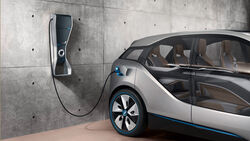 BMW i3 Concept, i Wallbox