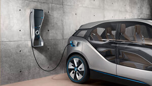 BMW i3 Concept, i Wallbox