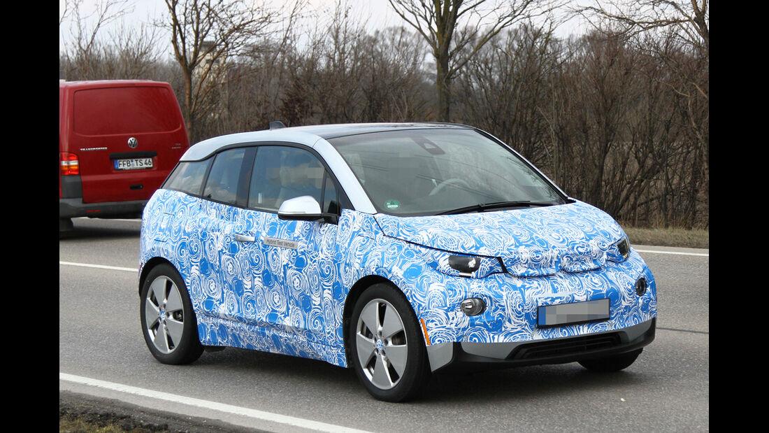 BMW i3 Erlkönig
