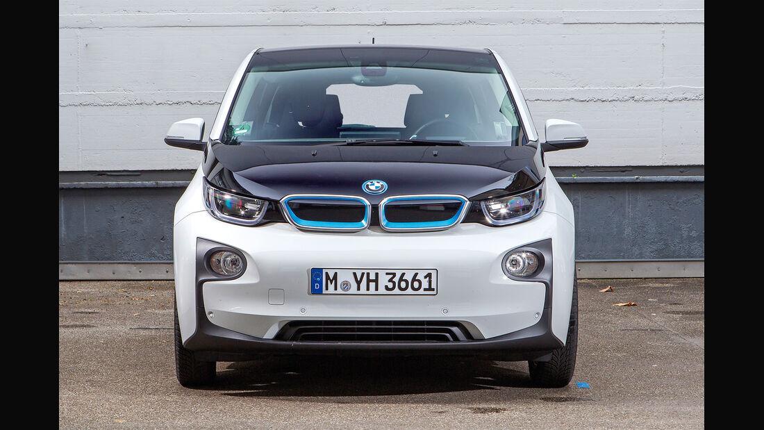 BMW i3, Frontansicht