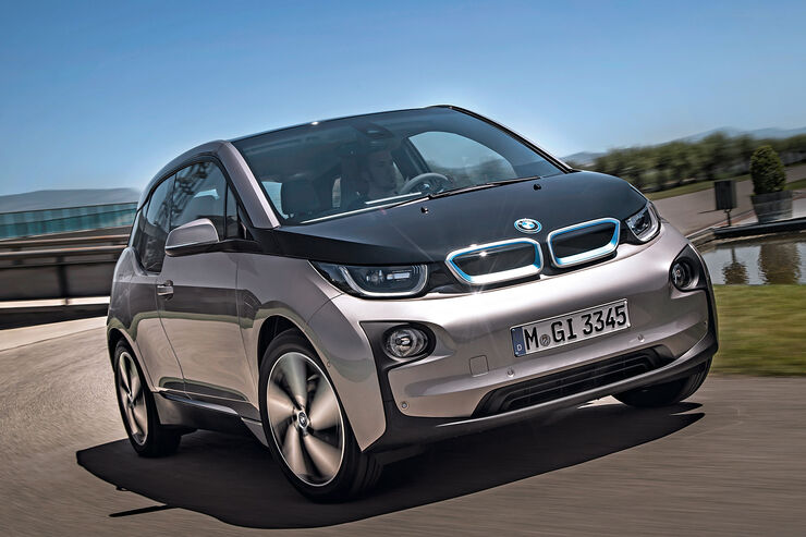 bmw i3 report die elektro revolution auto motor und sport. Black Bedroom Furniture Sets. Home Design Ideas