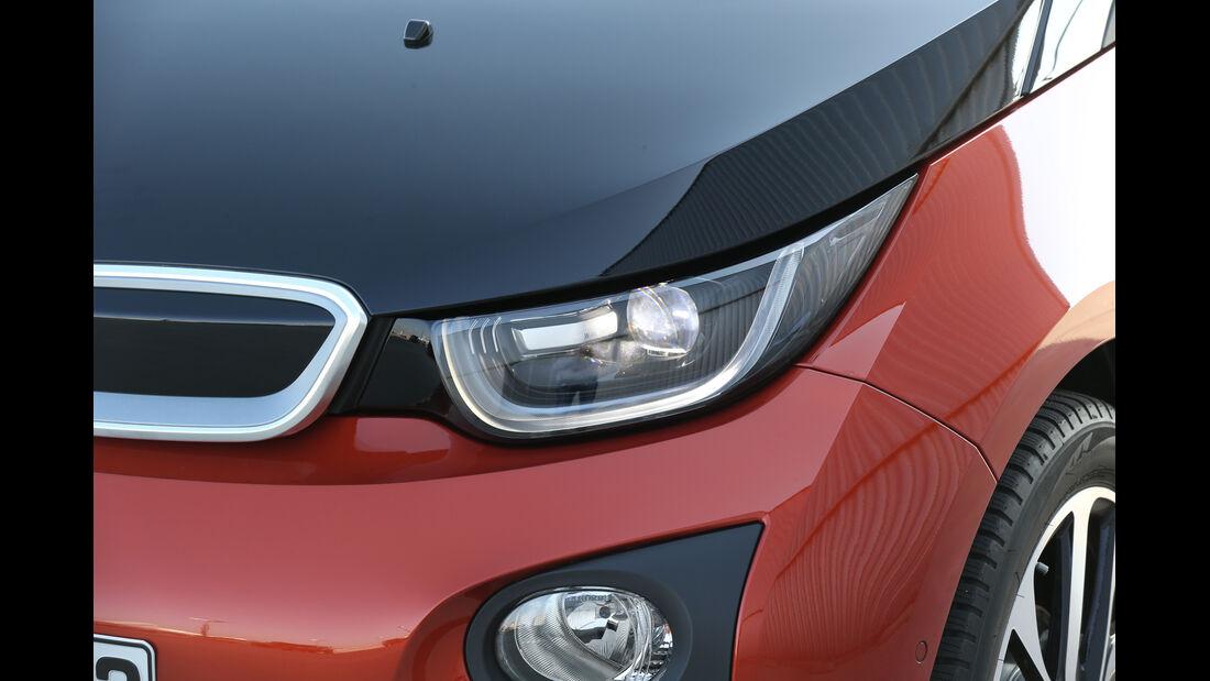 BMW i3, Frontscheinwerfer