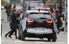 BMW i3, Heckansicht