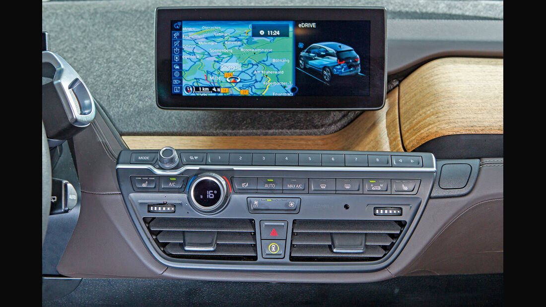 BMW i3, Heizung