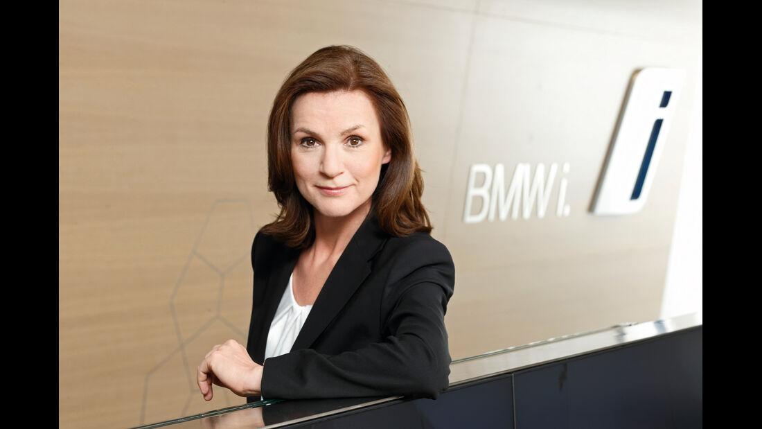 BMW i3, Hildegard Wortmann