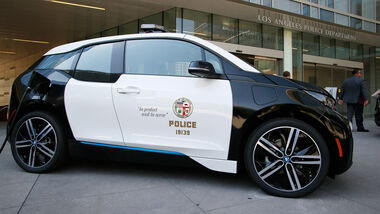 BMW i3, LAPD