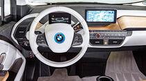 BMW i3 Range Extender, Cockpit
