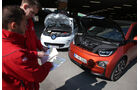 BMW i3, Renault Zoe Intense, Motor