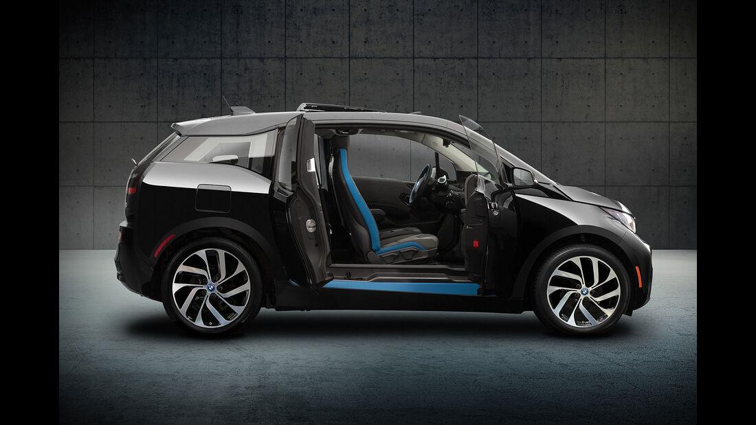 BMW i3 Shadow US-Sondermodell L.A. Autoshow