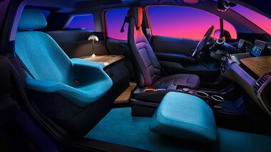 BMW i3 Urban Suites