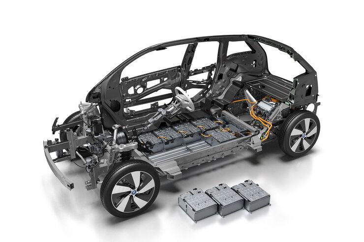 Elektroautos Mit Range Extender Billige Reichweite Statt Großer Akkus Auto Motor Und Sport