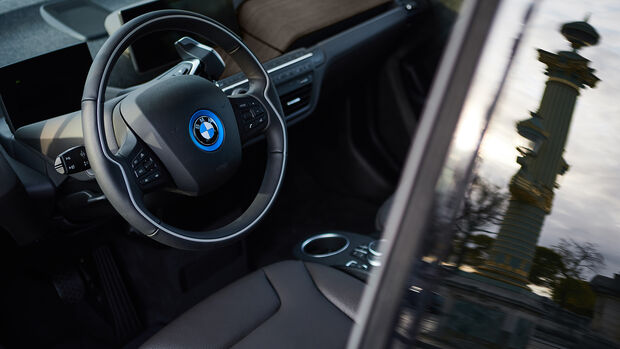 BMW i3s Edition RoadStyle (2019)