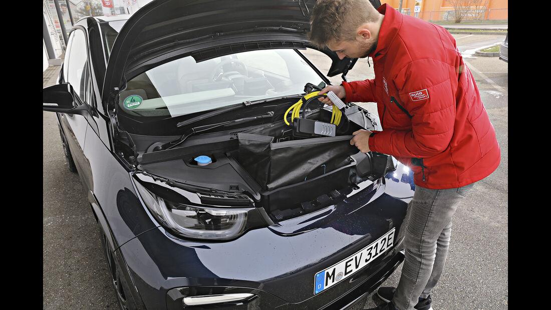 BMW i3s, Motor