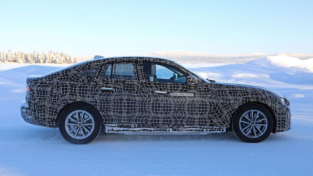 BMW i4 (2021): Elektro-4er sprintet in 4 Sekunden auf 100 ...