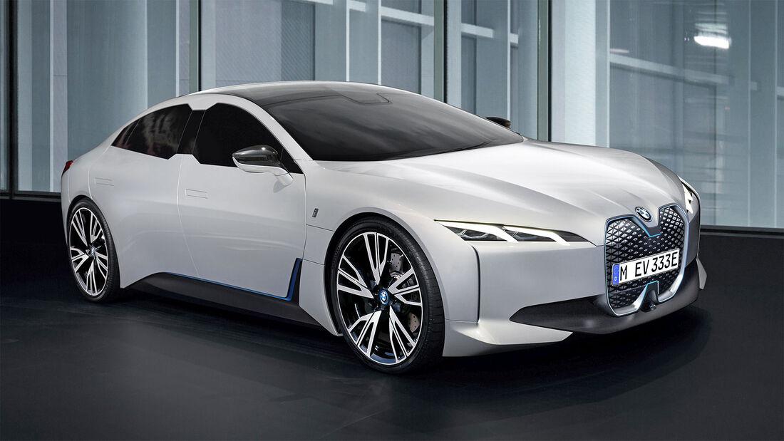 BMW i4, Exterieur