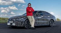 BMW i4 eDrive40 mit Heinrich Lingner