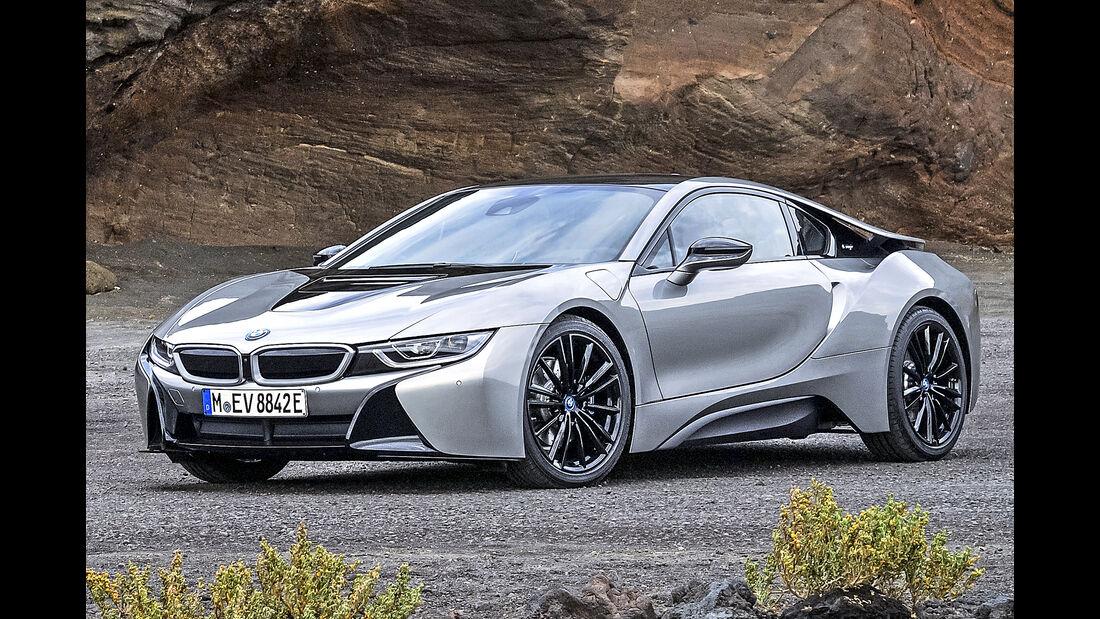 BMW i8, Best Cars 2020, Kategorie G Sportwagen