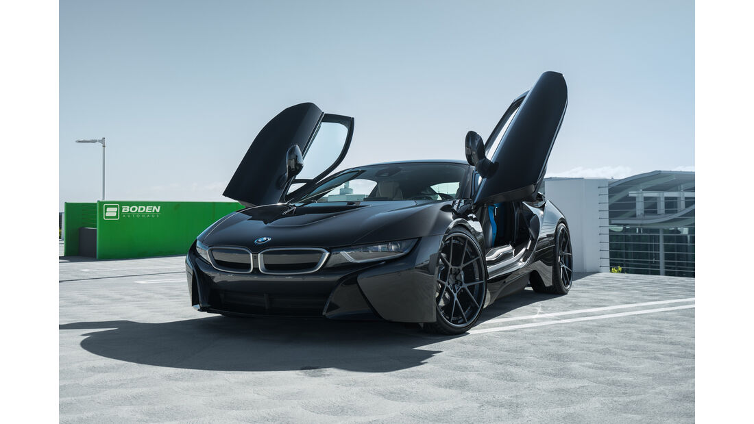 BMW i8 - Boden Autohaus