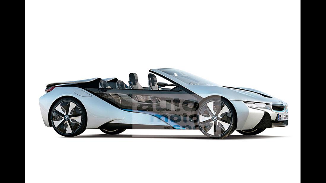 BMW i8 Cabrio