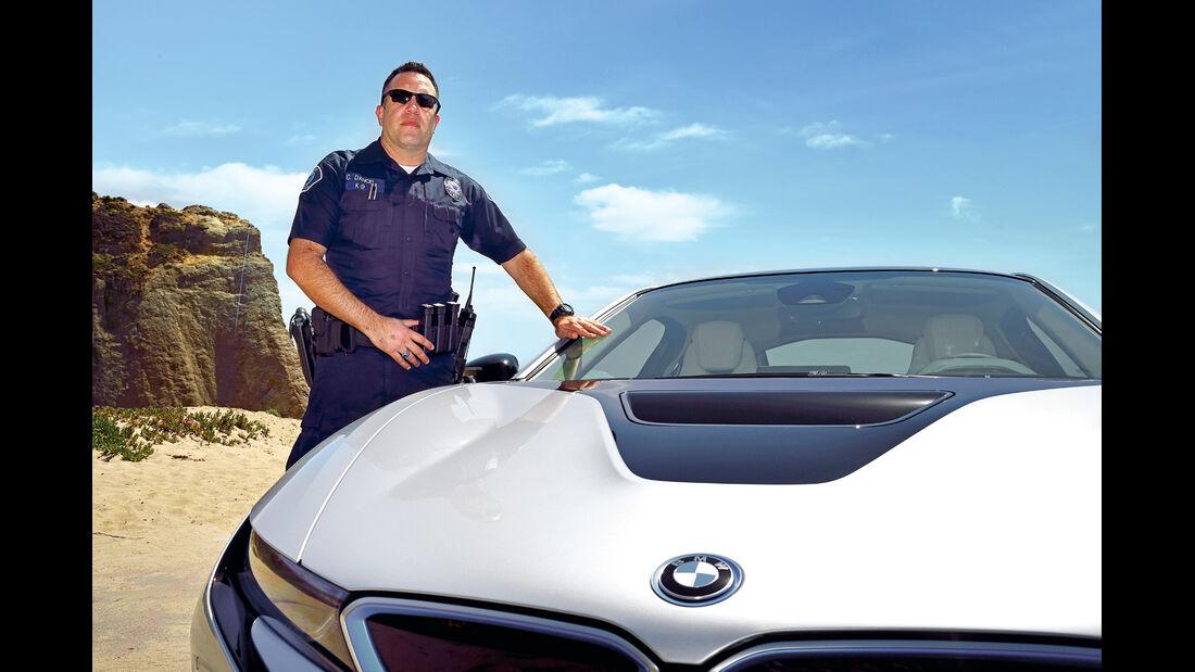 BMW i8, Christopher Dancel