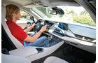 BMW i8, Cockpit, Fahrersicht