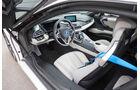 BMW i8, Cockpit