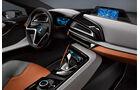 BMW i8 Concept Spyder, Cockpit, Innenraum
