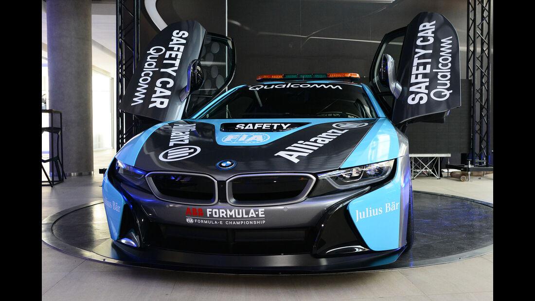 BMW i8 Coupé - Formel E Safety-Car - 2018