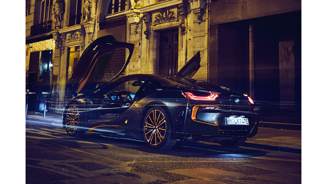 BMW i8 Coupé Ultimate Sophisto Edition (2019)
