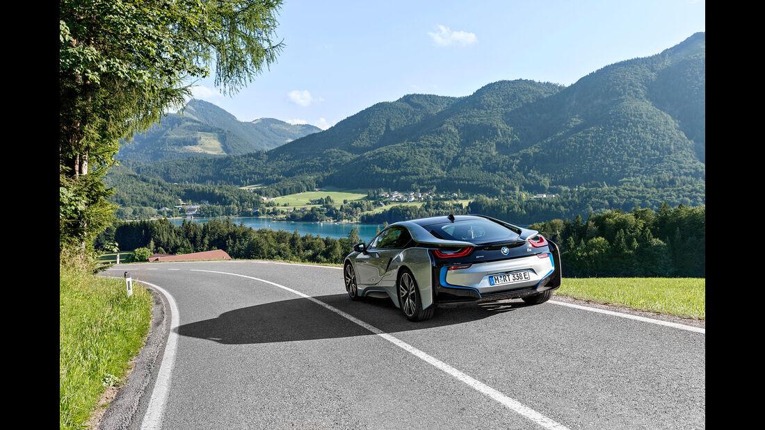 BMW i8 - Dauertest - sport auto 12/2017