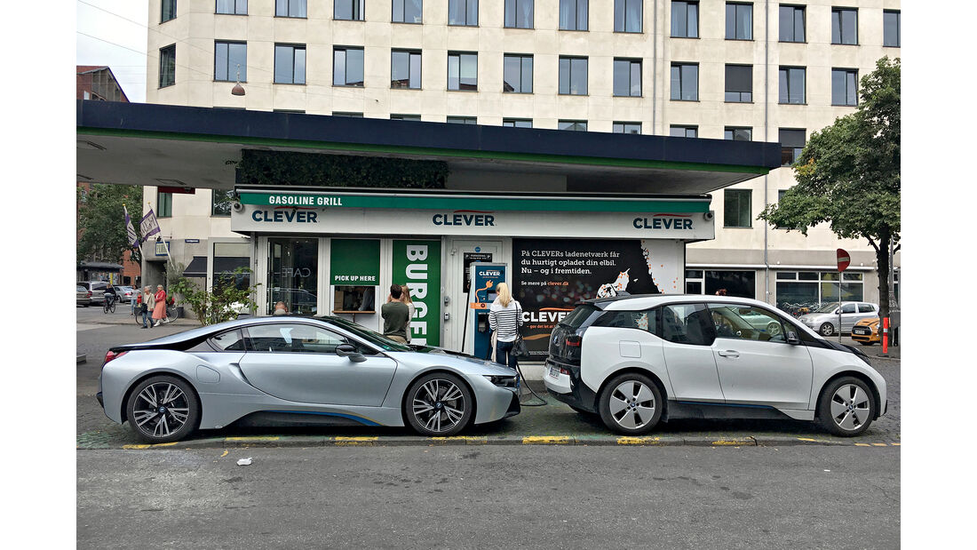 BMW i8, Exterieur