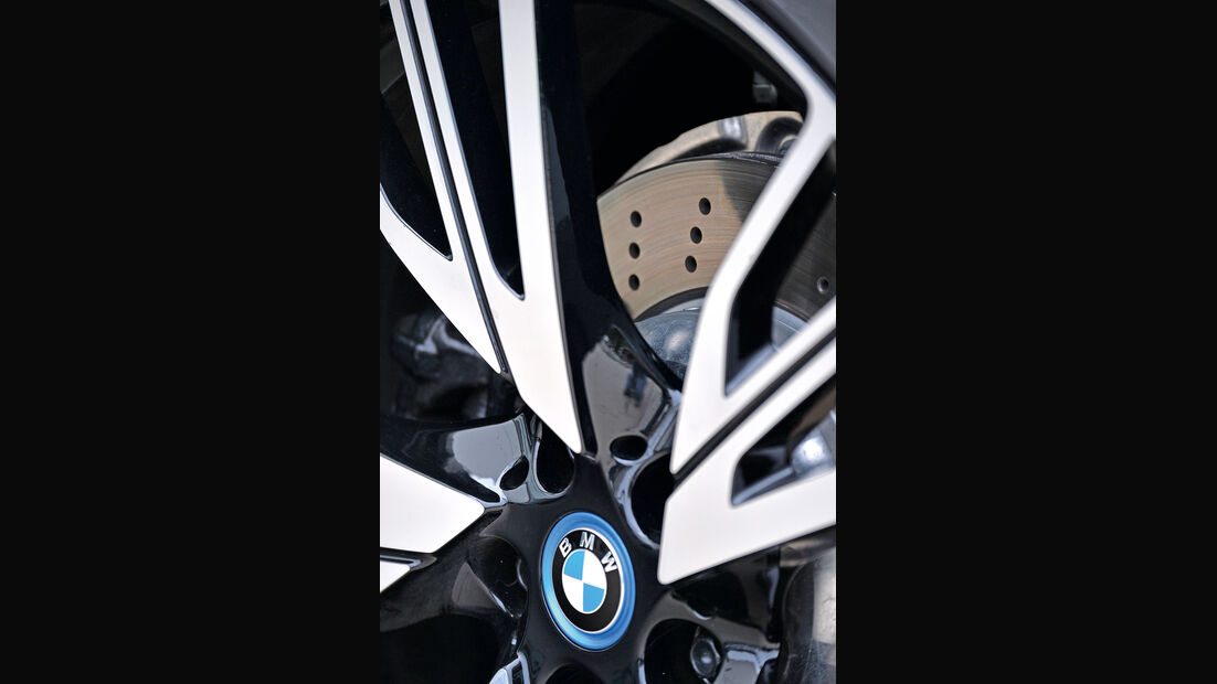 BMW i8, Felge