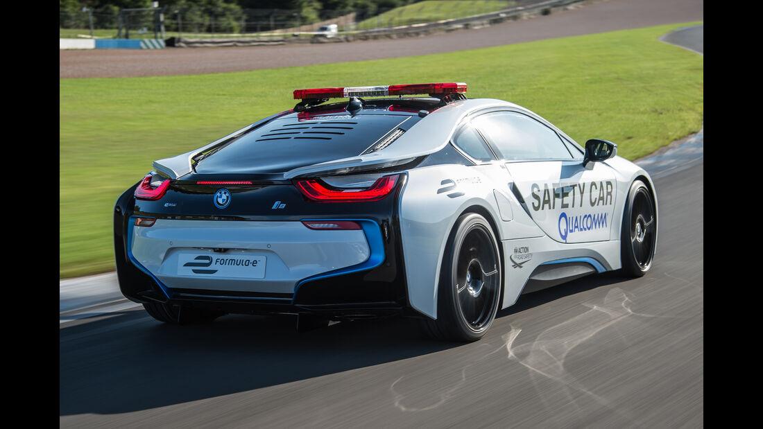 BMW i8 - Formel E - Safety-Car 2015